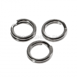 Заводные кольца Nautilus art. Split ring  7мм, 15кг