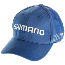 Бейсболка Shimano Thermal Cap INDIGO