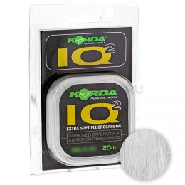 Поводковый материал KORDA IQ2 Fluoracarbon d-0.40мм 20м KIQS15