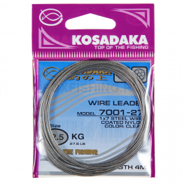 Поводковый материал KOSADAKA 7001 1х7 №27