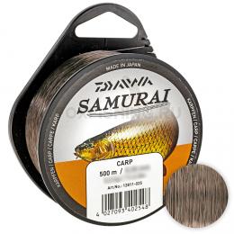 Леска DAIWA SAMURAI 450м. 0.30мм. CAMO