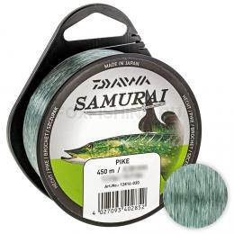 Леска DAIWA SAMURAI PIKE 450м. 0.30мм. OLIVE