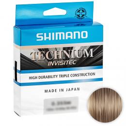 Леска SHIMANO TECHNIUM INVISITEC 150м. 0.165мм. GRAY