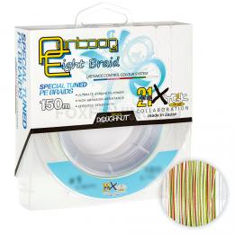 Плетеный шнур PONTOON 21 EIGHT BRAID X8 150м. 0.37мм. MULTICOLOR