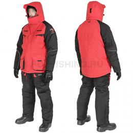 Костюм Alaskan New Polar красный/черный XXXL