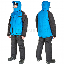 Костюм Alaskan New Polar синий/черный XL