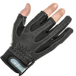 Перчатки FORSAGE ANGLER PU Leather A-011 размер М