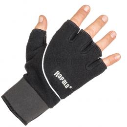 Перчатки RAPALA STRETCH Half Finger XL
