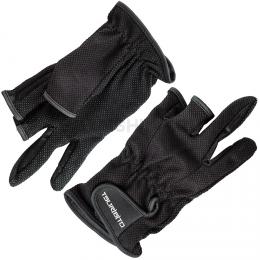 Перчатки TSURIBITO GLOVES SFG-8016 Black