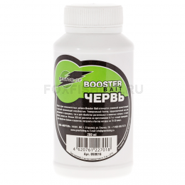 Аминокислота GREENFISHING SECTOR-GF BOOSTER BAIT Червь 200мл