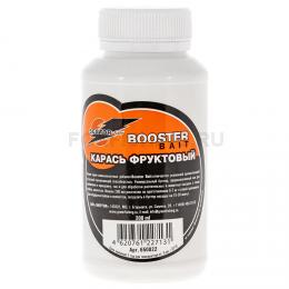 Аминокислота GREENFISHING SECTOR-GF BOOSTER BAIT Карась Фруктовый 200мл