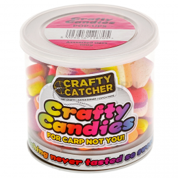 Бойлы Crafty Catcher Candies Pop-Ups Mixed Size Multicolor