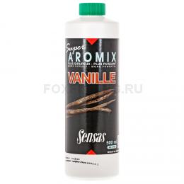 Аттрактант SENSAS AROMIX Vanille 0.5л