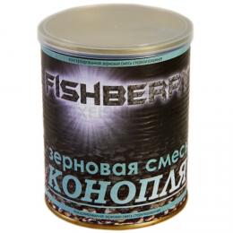 """Зерновая смесь FISH BERRY SPOD MIX Зерновая смесь """"Конопля"""" 430мл."""