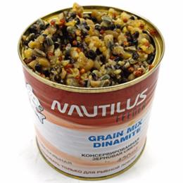 Зерновая смесь NAUTILUS GRAIN MIX DINAMITE (Универсальная)