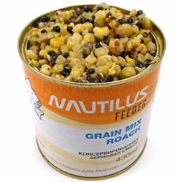 Зерновая смесь NAUTILUS GRAIN MIX ROACH (Плотва)