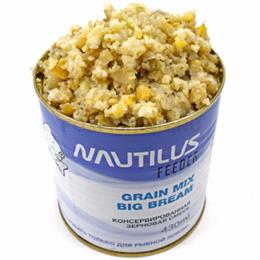 Зерновая смесь NAUTILUS GRAIN MIX BIG BREAM (Лещ)