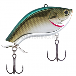 Воблер Lucky Craft Twisted Rosie 80-359 armed shiner