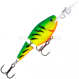 Воблер Rapala Jointed Shad Rap JSR07-FT