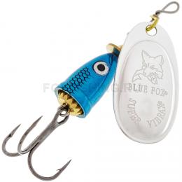 Вращающаяся блесна BLUE FOX VIBRAX SHAD BFSD-1 BS