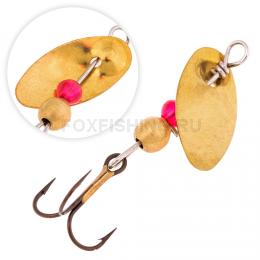 Вращающаяся блесна FISHYCAT BRETTON Axial №1 / G