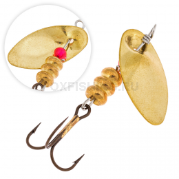 Вращающаяся блесна FISHYCAT BRETTON Axial №2 / G