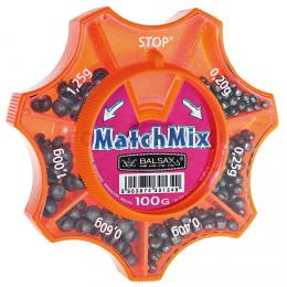 Дробь BALSAX MATCHMIX 0,2-1,25г.