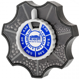 Дробь LINEA EFFE SPLIT SHOTS от 0,03 до 0,35    110 гр.