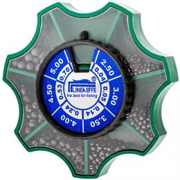 Дробь LINEA EFFE SPLIT SHOTS от 0,04 до 0,7    170 гр.