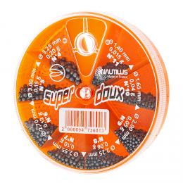 Дробь NAUTILUS SUPER DOUX 8 Cases # 4-11 0.015-0.2гр