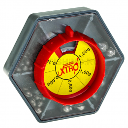 Дробь XTRO art. 60 гр. 0.18-1.3