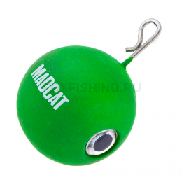 Грузило MADCAT SNAP-ON VERTIBALL 140g