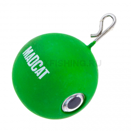 Грузило MADCAT SNAP-ON VERTIBALL 80g