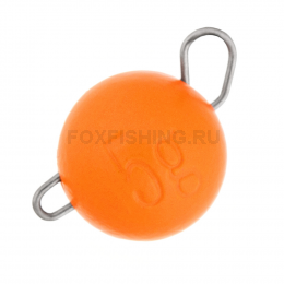 "Груз ""чебурашка"" Grfish Вольфрам 0.8 гр. оранжевый"