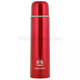 Термос АРКТИКА art. 102-1000 красный