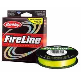 Плетеный шнур Berkley Fireline 0,25 (green)