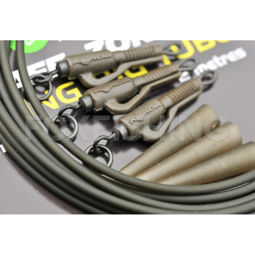 Антизакручиватель KORDA DARK MATTER KDMTW Tungsten Tubing Weed трубка для монтажа 2 м фото №4