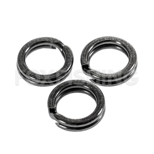 Заводные кольца MADCAT SPLIT RINGS 12mm - 150lb - 16шт. фото №1