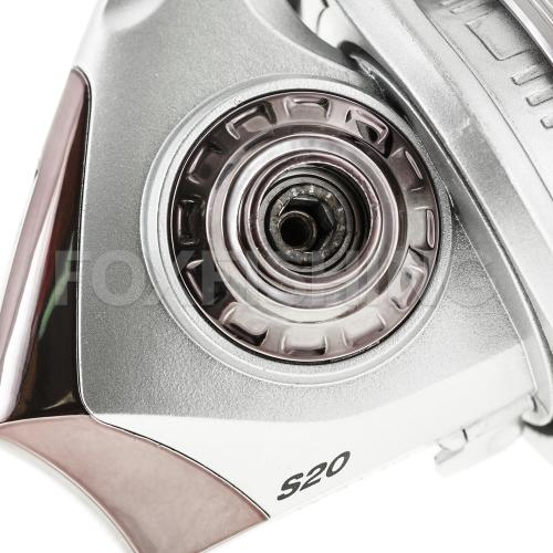 Катушка безынерционная ABU GARCIA CARDINAL S 40FD фото №4