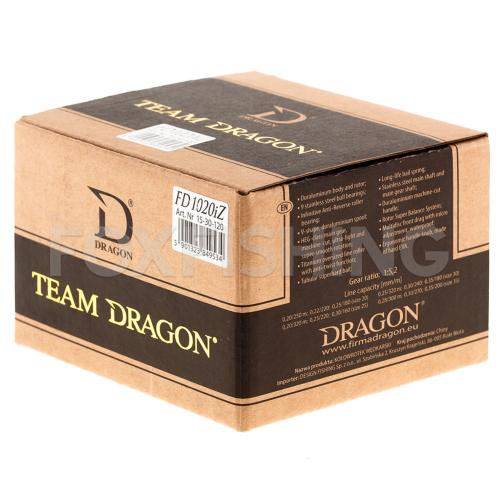 Катушка безынерционная DRAGON TEAM DRAGON FD1020iZ фото №9