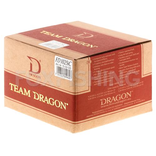 Катушка безынерционная DRAGON TEAM DRAGON FD1025iC фото №9
