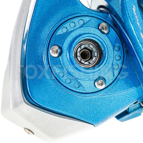 Катушка безынерционная FAVORITE BLUE BIRD 2000S фото №4