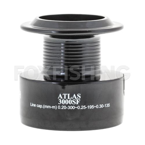 Катушка безынерционная GRFISH ATLAS 3000SF фото №9