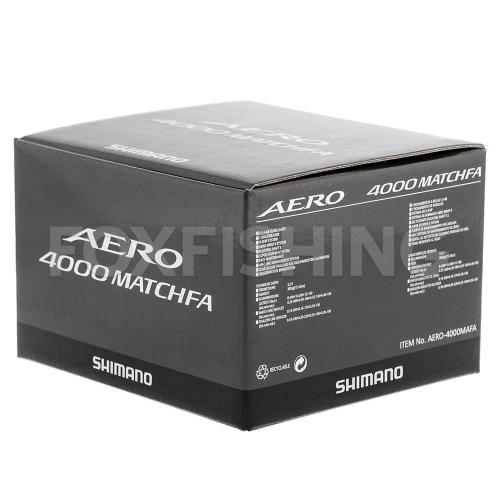Катушка безынерционная SHIMANO AERO 4000MAFA фото №11