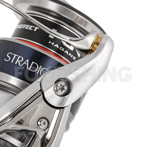 Катушка безынерционная SHIMANO STRADIC C3000 FK фото №3