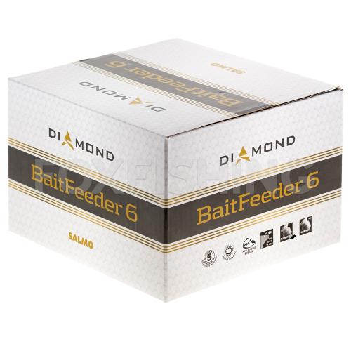 Катушка с байтраннером SALMO DIAMOND BAITFEEDER 3160BR фото №10