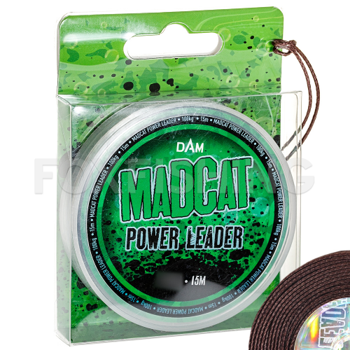 Лидер MADCAT POWER LEADER 15m - 80kg фото №1