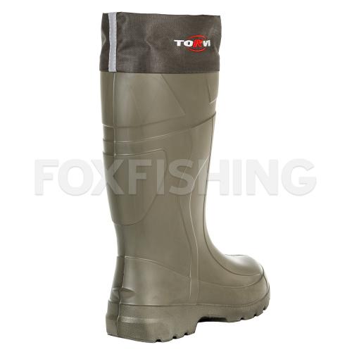 Сапоги TORVI ЭВА t+15С-5°С 43/44 (оливковые ТЭП) фото №2