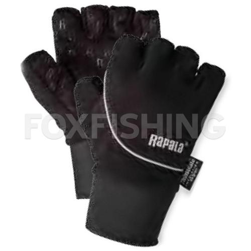 Перчатки RAPALA STRETCH Half Finger L фото №1