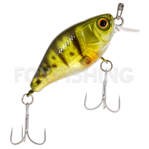 Воблер Jackall Chubby 38 ghost g perch фото №1
